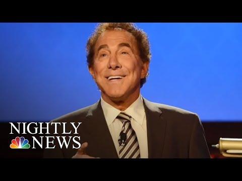 Vegas Casino King Steve Wynn Accused Of 'Pattern Of Sexual Misconduct' | NBC Nightly News