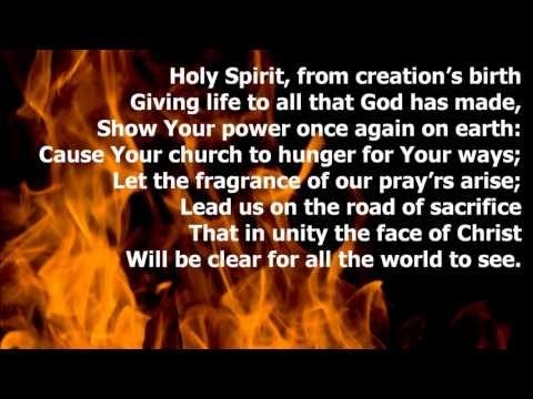 Holy Spirit, Living Breath Of God {with lyrics} - //Keith & Kristyn Getty, Stuart Townend\\