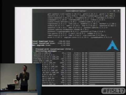 Arch Linux Você no comando