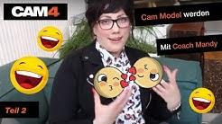 Geheimnisse des Webcam Erfolgs mit Coach Mandy (Teil 2)
