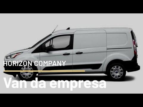 Mini Van Horizon