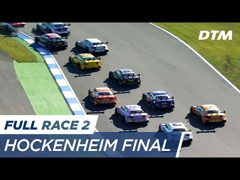 Race 2 (Multicam) - LIVE (English) - DTM Hockenheim Final 2017