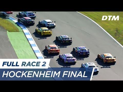 DTM Hockenheim Final 2017 - Race 2 (Multicam) - RE-LIVE (English)