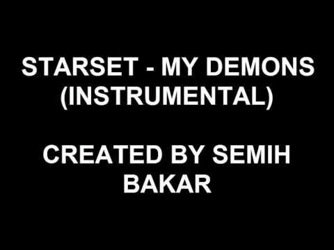 STARSET - MY DEMONS (INSTRUMENTAL)