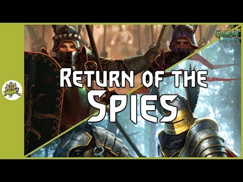 Return of the Spies - Gwent Match Spotlight