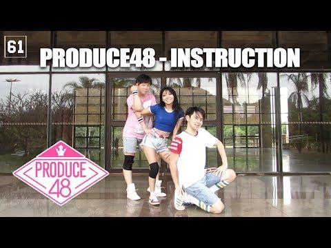 [PRODUCE 48] JAX JONES - INSTRUCTION FT. DEMI LOVATO | DANCE COVER BY SIXTY ONE