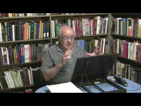 Dr. Robert C. Newman, Synoptic Gospels, Lecture 14, Form Criticism
