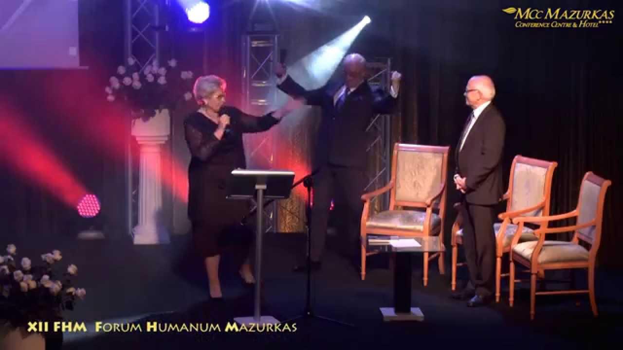 XII FHMazurkas-Irena Bartkowska-wprowadzenie do promocji-