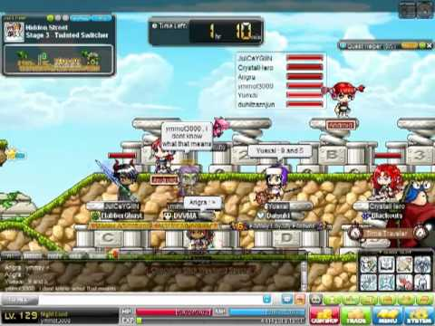 Maplestory: APQ