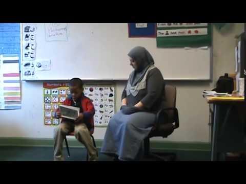 Greensboro Islamic Academy Reading Party! Part 1