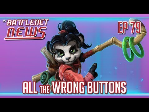 All the Wrong Buttons | Battlenet News Ep 79
