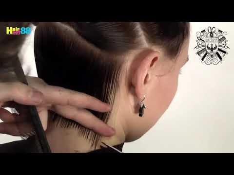 HAIR SET #88 | Стрижка Каре градуированно массивная