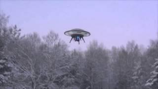 Русская летающая тарелка