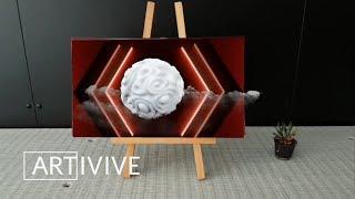Köprü İle Artırılmış Gerçeklik Sanat Oluşturma Eğitimi: Artivive Tarafından