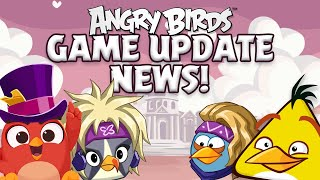 Angry Birds Game Update News! | January 2021