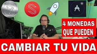 4 MONEDAS QUE PUEDEN CAMBIAR TU VIDA !