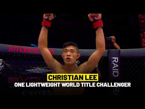 Christian Lee's Time Is Now | ONE Highlights