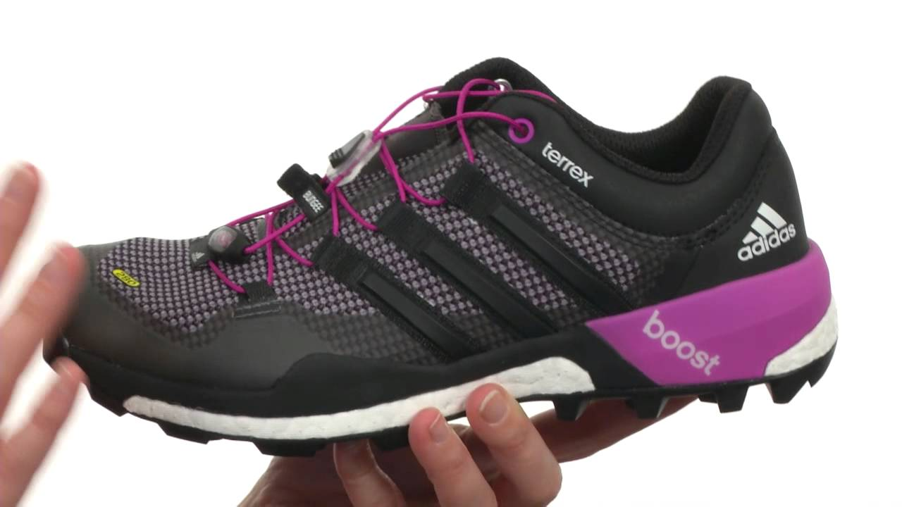 finest selection 3bcff c468a adidas Outdoor Terrex Boost W SKU8451979 - YouTube