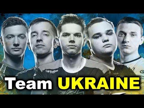 Team UKRAINE vs UAshki - Ukrainian WESG Quals Final DOTA 2