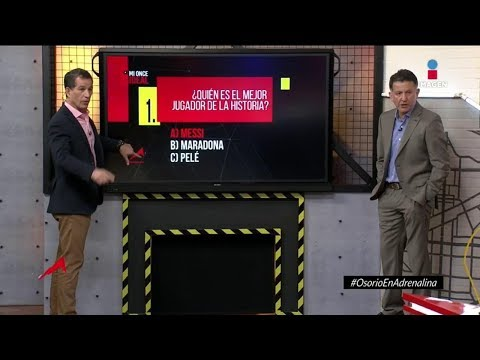 El '11 Ideal' de Juan Carlos Osorio | Adrenalina