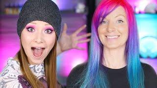 Rainbow Unicorn/Mermaid Hair for Charity?! thumbnail