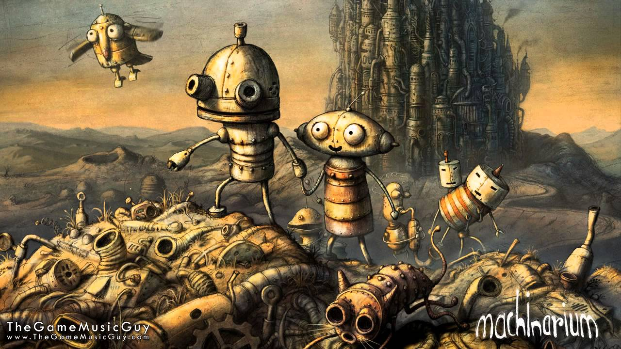 Download Defusing The Bomb - Machinarium Soundtrack