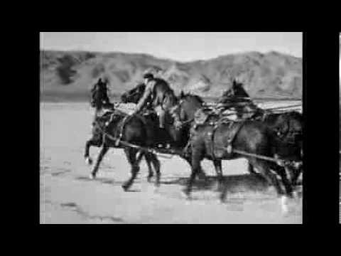That's what Vic Armstrong said about Yakima Canutt's iconic scene in 'Stagecoach'