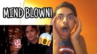 Magician Reacts To Shin Lim: Magician Performs Jaw-Dropping, Unbelievable Card Magic - AGT 2018
