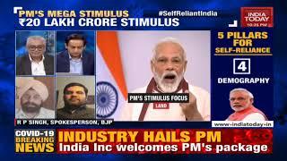COVID-19 Crisis: Gaurav Vallabh Vs RP Singh On PM Modi's Mega Stimulus Package