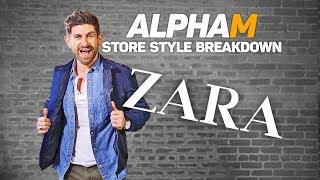 alpha m. Store Style Breakdown | ZARA