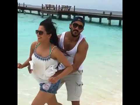 Anita Hassanandani Reddy Hot|Shagun|Yeh Hai Mohabbatein|Rohit Reddy