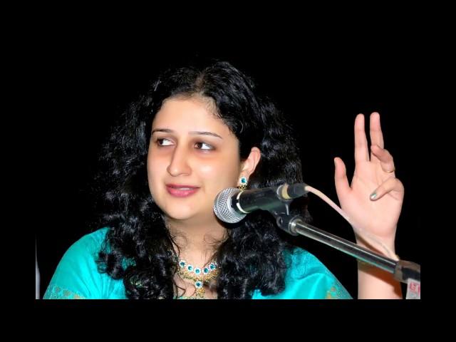 Naino Mein Badra Chhaye sung by Dr. Kalyani Bondre