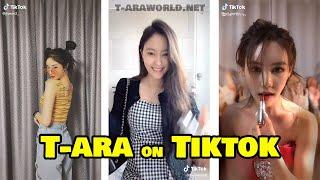 200621 티아라 T-ara's Tiktok Videos - Compilation #1