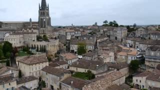 世界遺産サン=テミリオンを一望|世界で初めて世界遺産となったワイン産地