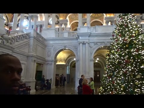 A Guided Tour - Library of Congress December 13, 2016