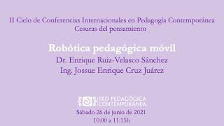 "Conferencia ""Robótica pedagógica móvil"""