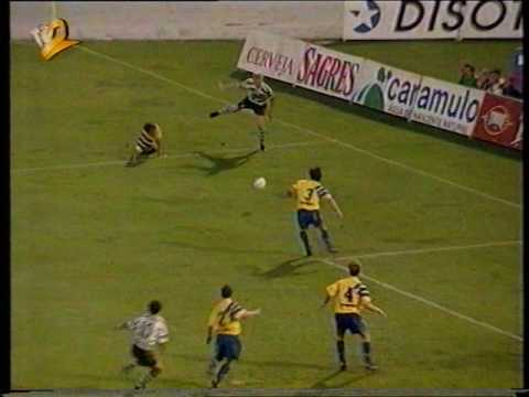 28J :: Sporting - 3 x Estoril - 1 de 1993/1994