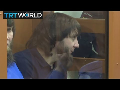 Boris Nemtsov killer sentenced to 20 years