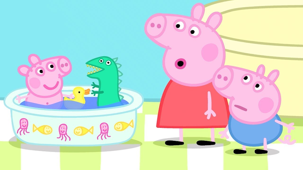 Peppa Pig Official Channel Peppa Pig S Best Season 4 Moments