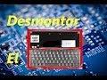 Hp Dv6 Remplazar el teclado - GizmoTij