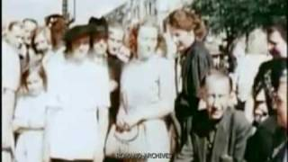 1945 Berliners in July - UNEDITED Raw Footage