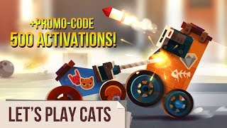 Let's Play C.A.T.S: Crash Arena Turbo Stars (Live Stream #38)