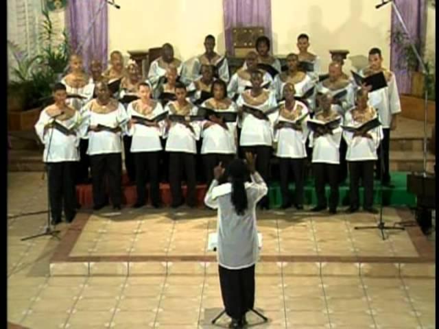 Mannenkoor Harmonie Presenteert Passie 2010