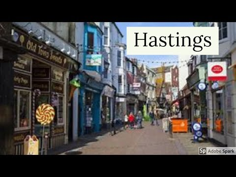 Travel Guide Hastings Town East Sussex UK Pro's And Con's