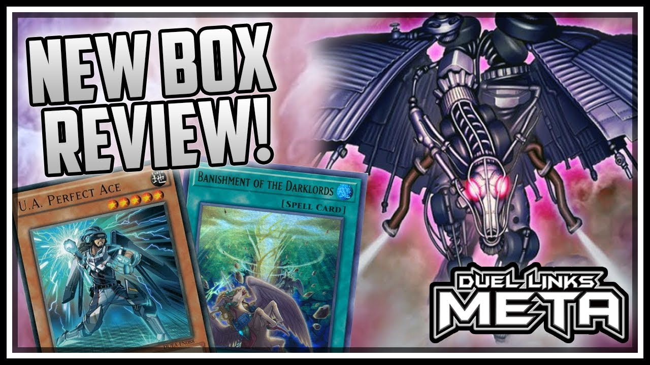 Scraps, Darklords, and UA Support! New Box Review Part 2/3! [Yu-Gi-Oh! Duel  Links]