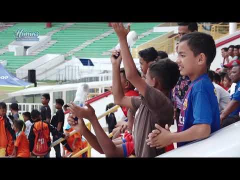 Wagub Hadiri Penutupan Turnamen Danone Cup Regional Aceh