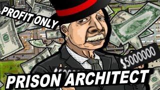 Prison Architect - Building A Prison That Only Cares About Profit