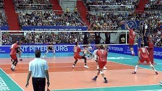 Волейбол. Атака. Россия vs Иран. Эпизод 2