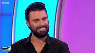 Was Rylan Clark-Neal mugged by a fox? - Would I Lie to You? [HD][CC]
