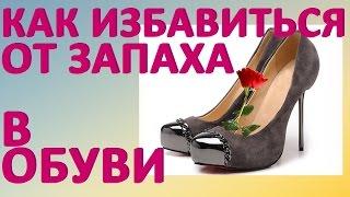 Запах в обуви:  Как избавиться от запаха в обуви(Источник неприятного запаха обуви – бактерии. Тепло и влага – идеальные условия для их размножения. Чем..., 2014-12-19T12:09:49.000Z)